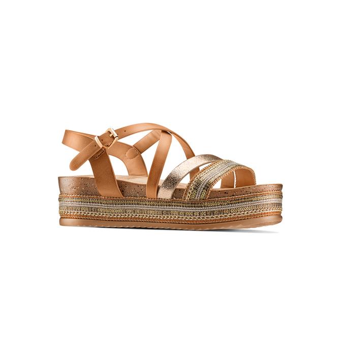 BATA Chaussures Femme bata, Brun, 661-3374 - 13