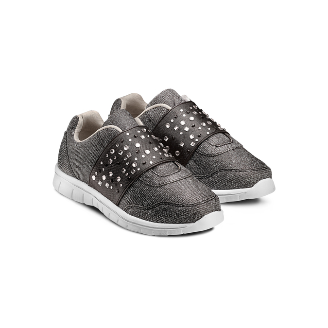MINI B Chaussures Enfant mini-b, Argent, 329-6314 - 16