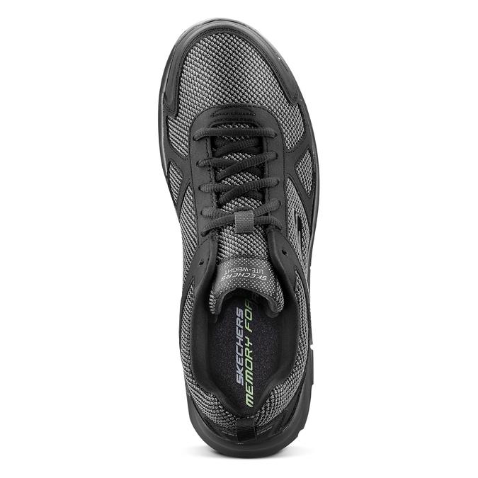 SKECHERS  Chaussures Homme skechers, Noir, 809-6331 - 15