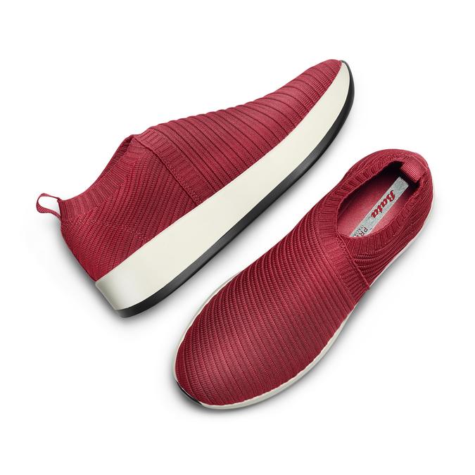 BATA Chaussures Femme bata, Rouge, 539-5130 - 26