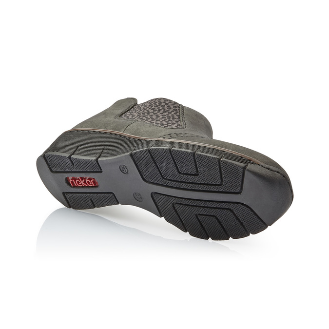 RIEKER Chaussures Femme rieker, Gris, 541-2224 - 17