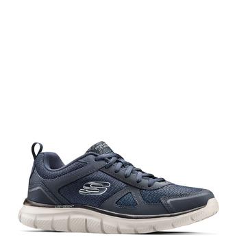 SKECHERS  Chaussures Homme skechers, Bleu, 809-9234 - 13