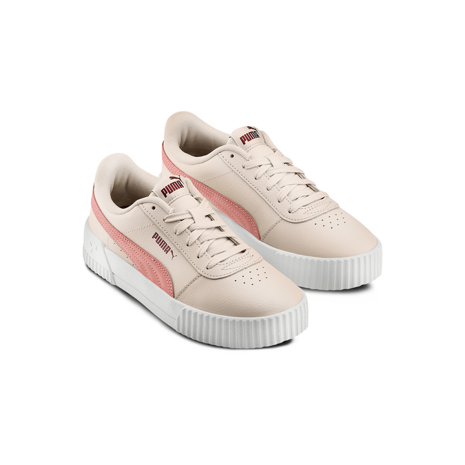 Chaussures Femme puma, Rose, 501-5323 - 16