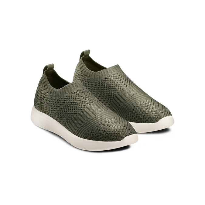 BATA LIGHT Chaussures Femme bata-light, Vert, 539-7920 - 16
