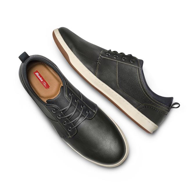 BATA RL Chaussures Homme bata-rl, Noir, 841-6484 - 26