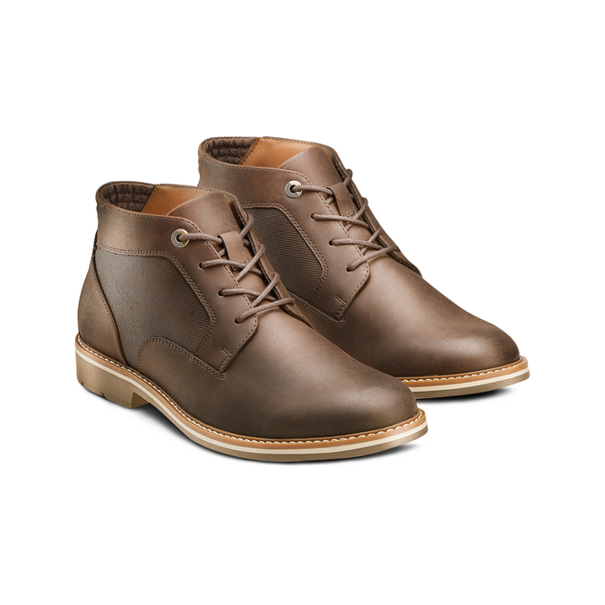 BATA RL Chaussures Homme bata-rl, Brun, 821-4904 - 16