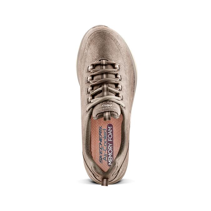 Chaussures Femme skechers, Beige, 501-8103 - 17