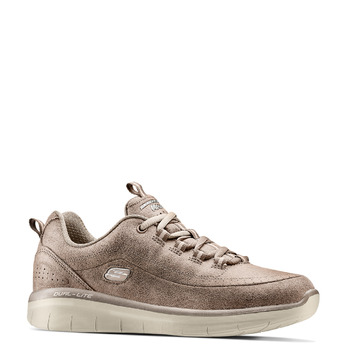 Chaussures Femme skechers, Beige, 501-8103 - 13