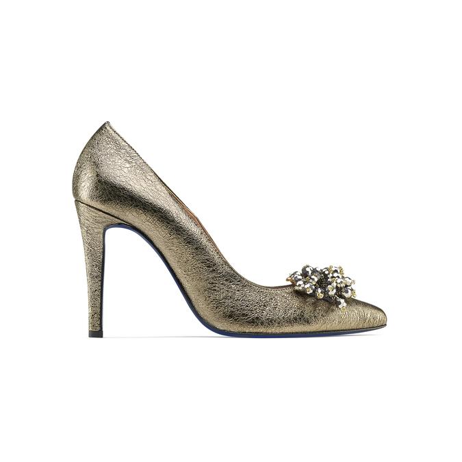 BATA M Chaussures Femme, Gris, 724-2261 - 26