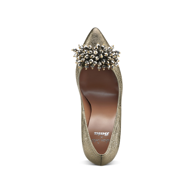 BATA M Chaussures Femme, Gris, 724-2261 - 15