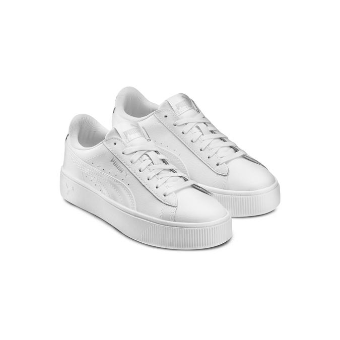 Chaussures Femme puma, Blanc, 501-1182 - 16