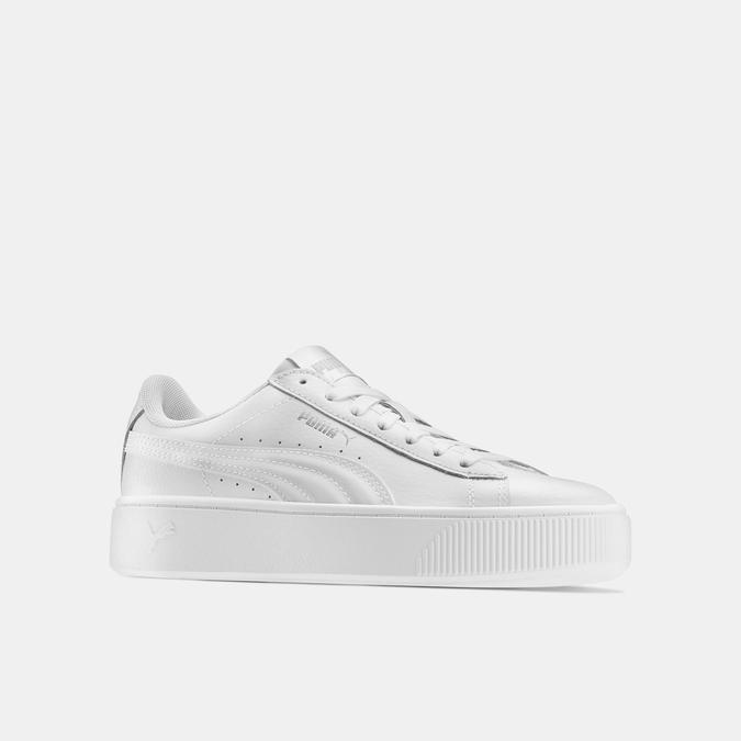 Chaussures Femme puma, Blanc, 501-1182 - 13