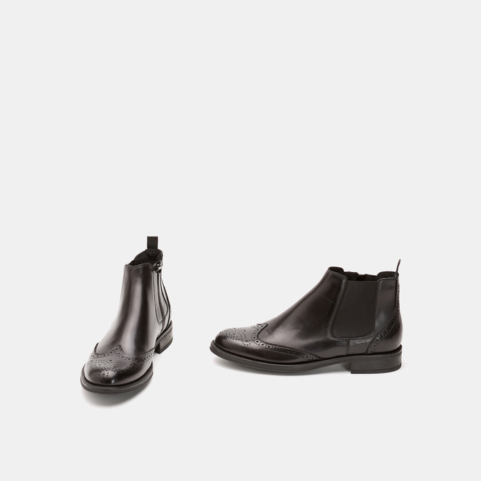 BATA Chaussures Homme bata, Noir, 824-6963 - 16