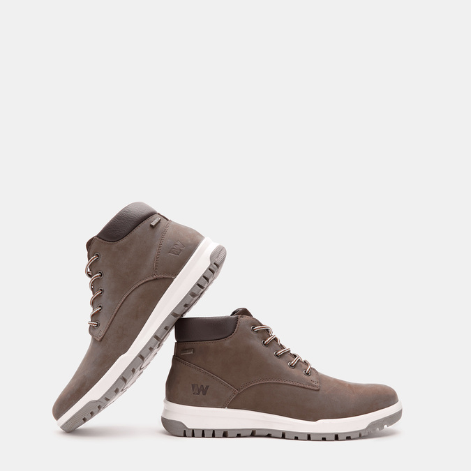 WEINBRENNER Chaussures Homme bata, Brun, 896-4396 - 16