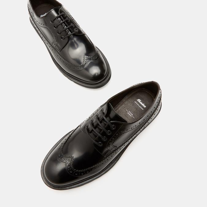 Chaussures Homme bata, Noir, 824-6547 - 19