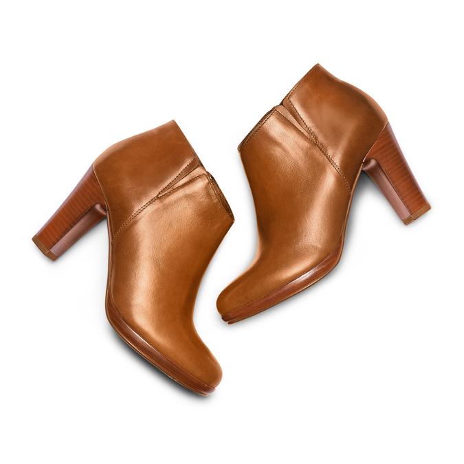 BATA Chaussures Femme bata, Brun, 794-3671 - 26