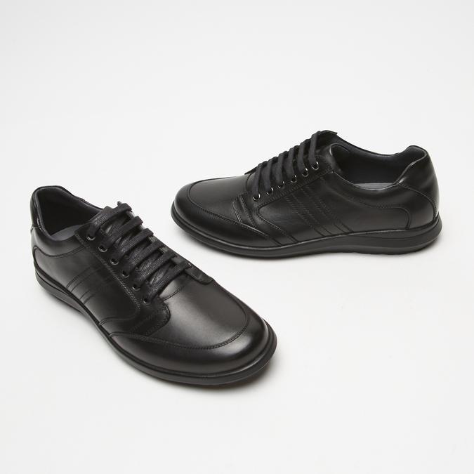 BATA Chaussures Homme bata, Noir, 844-6252 - 16