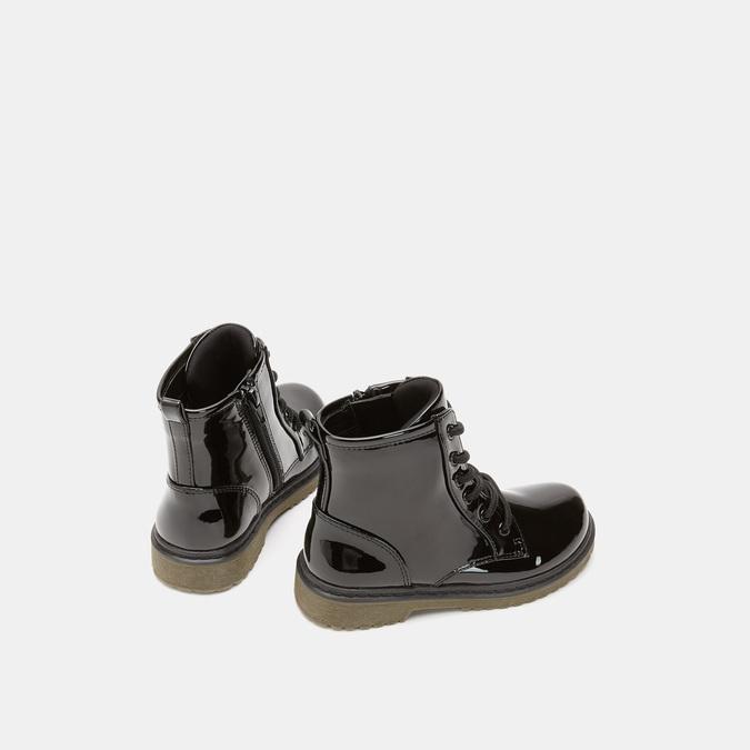 Kinder Shuhe mini-b, Schwarz, 291-6196 - 16