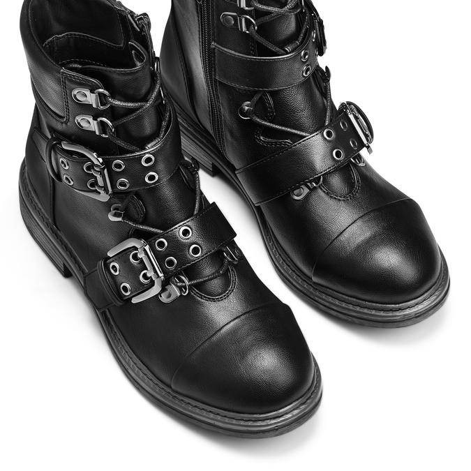 BATA Chaussures Femme bata, Noir, 591-6275 - 17