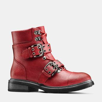 BATA Chaussures Femme bata, Rouge, 591-5275 - 13