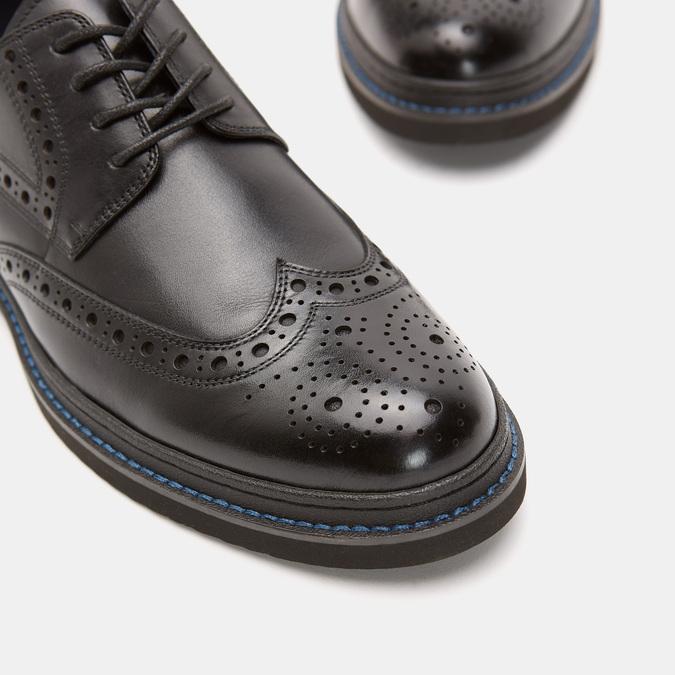 Chaussures Homme bata, Noir, 824-6345 - 26