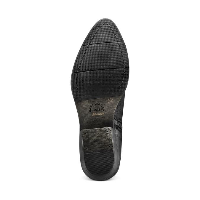 BATA Chaussures Femme bata, Noir, 596-6909 - 19