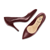 INSOLIA Chaussures Femme insolia, Rouge, 724-5296 - 26