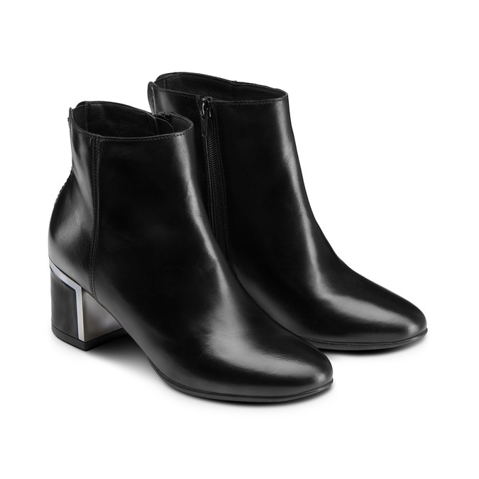 BATA Chaussures Femme bata, Noir, 794-6575 - 16