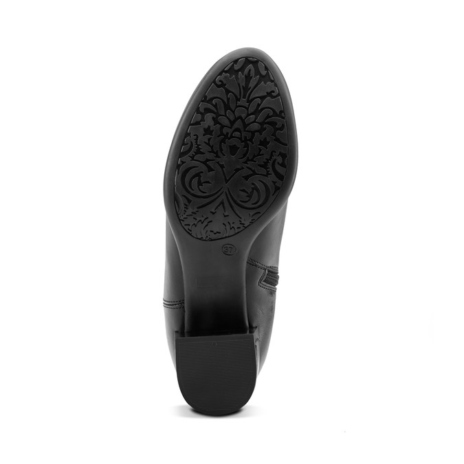 BATA Chaussures Femme bata, Noir, 794-6575 - 19