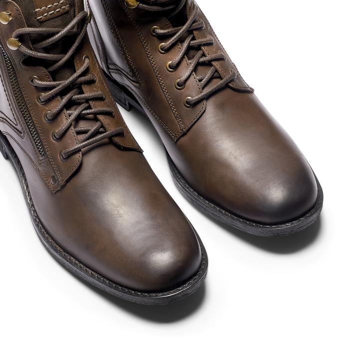BATA Chaussures Homme bata, Brun, 894-4449 - 15