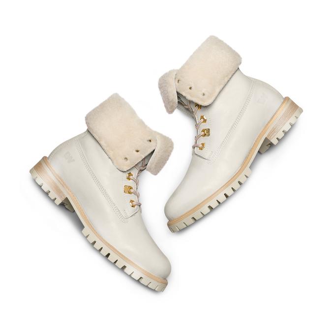 WEINBRENNER Chaussures Femme weinbrenner, Blanc, 696-1399 - 26