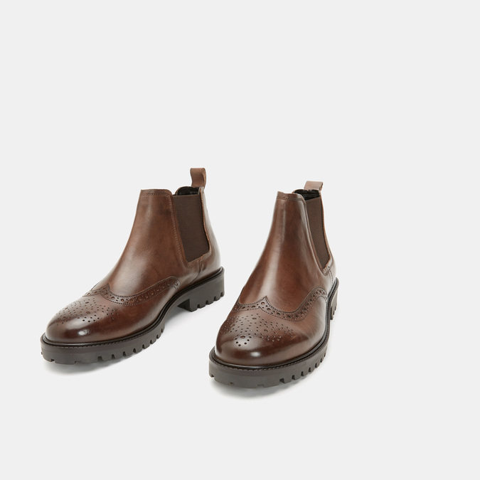 BATA ORTH Chaussures Homme bata, Brun, 894-4166 - 16