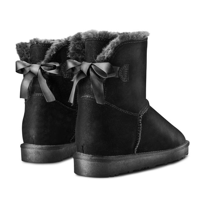 Chaussures Femme bata, Noir, 593-6479 - 26