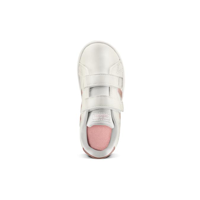 Chaussures Enfant adidas, Blanc, 101-1286 - 17