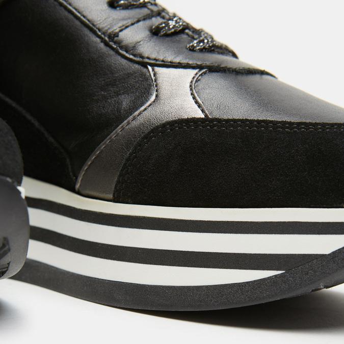 Chaussures Femme bata, Noir, 644-6153 - 16