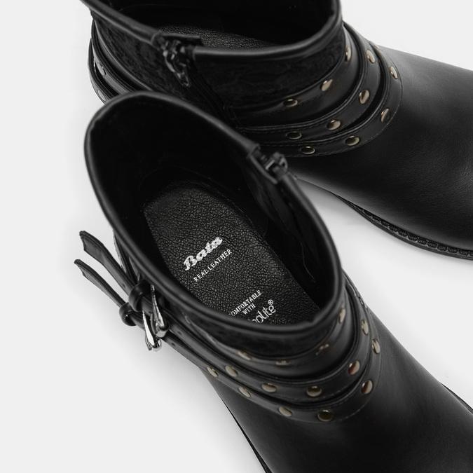 Chaussures Femme bata, Noir, 591-6159 - 15