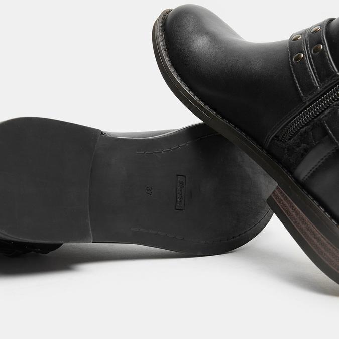 Chaussures Femme bata, Noir, 591-6159 - 17