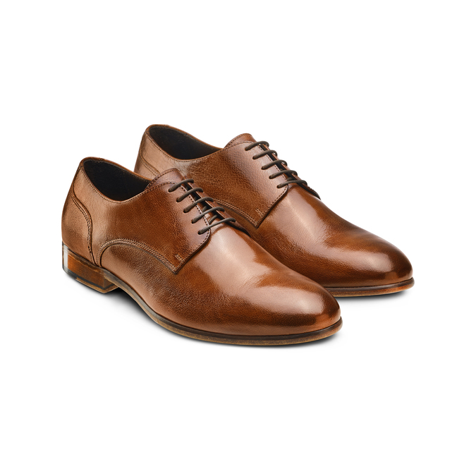 Chaussures Homme bata-the-shoemaker, Brun, 824-4759 - 16