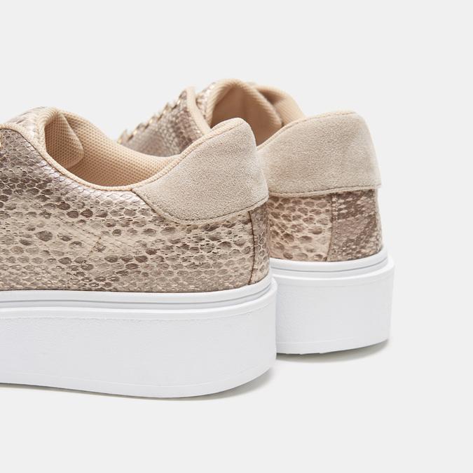 Chaussures Femme bata, Beige, 541-8554 - 19