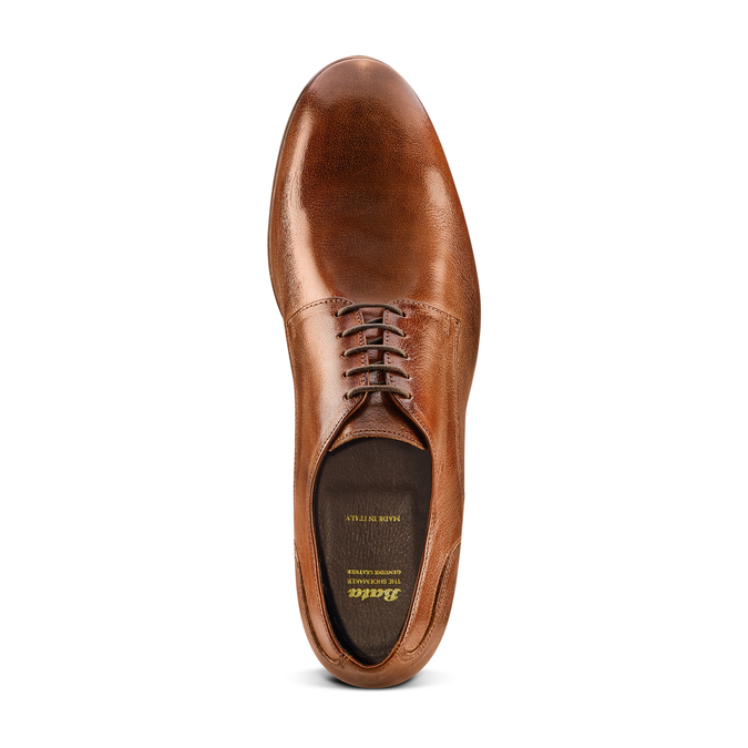 Chaussures Homme bata-the-shoemaker, Brun, 824-4759 - 17