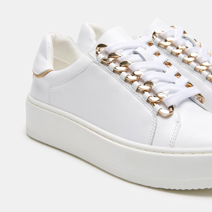 Chaussures Femme bata, Blanc, 541-1550 - 26