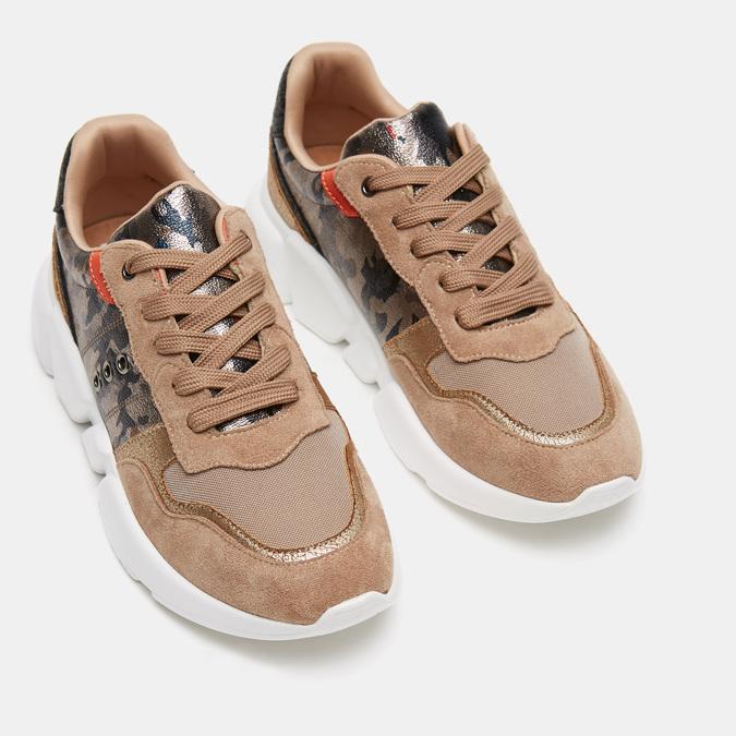 Chaussures Femme bata, Beige, 541-0562 - 16
