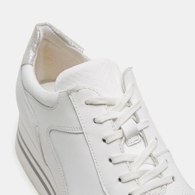 Chaussures Femme bata, Blanc, 644-1154 - 26