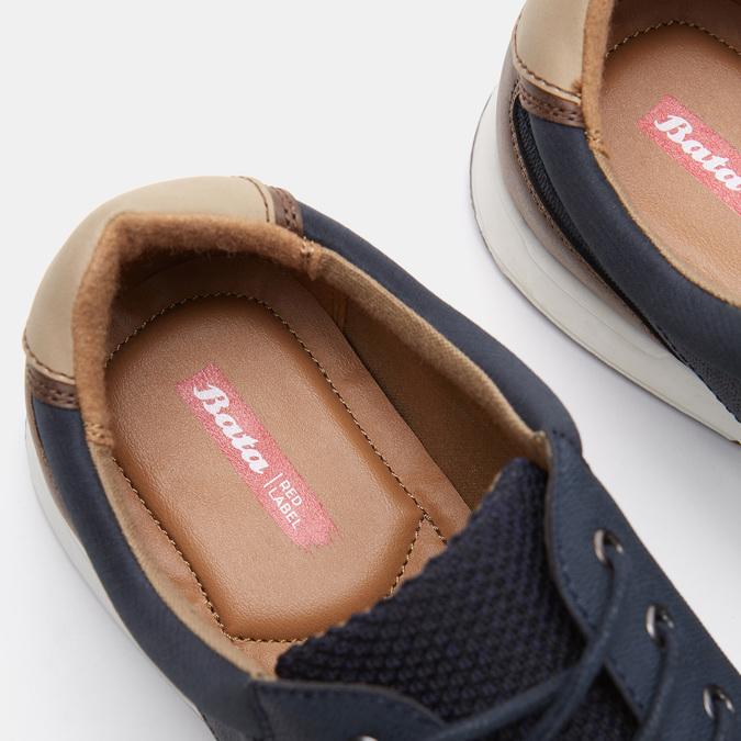Chaussures Homme bata-rl, Bleu, 849-9824 - 15