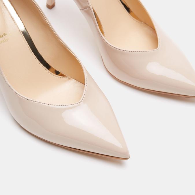 Chaussures Femme bata, Beige, 721-8356 - 16