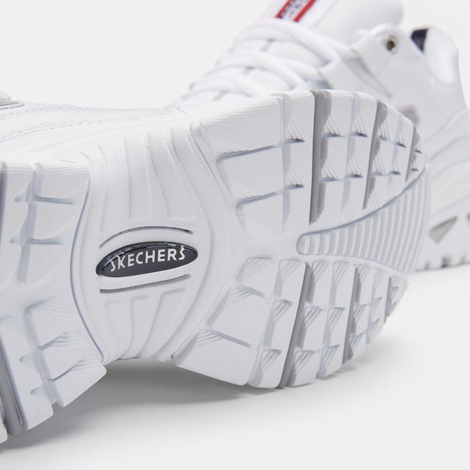 Chaussures Femme skechers, Blanc, 501-1437 - 26