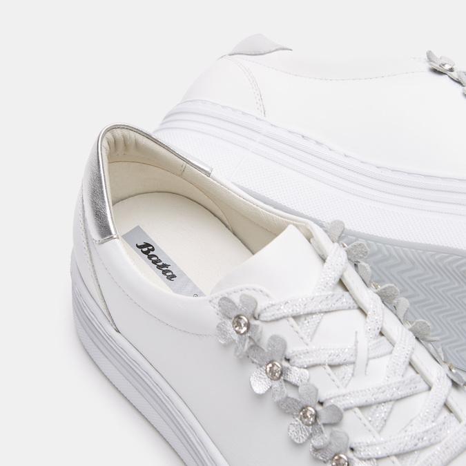 Chaussures Femme bata, Blanc, 544-1548 - 16