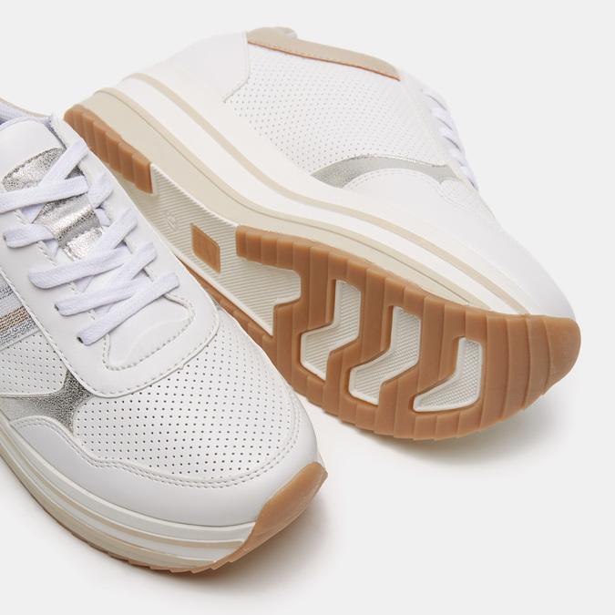 Chaussures Femme bata-light, Blanc, 641-1161 - 15