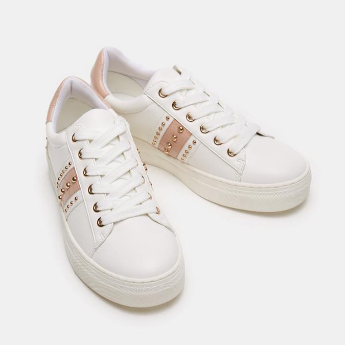 Chaussures Femme bata, Blanc, 541-1552 - 16
