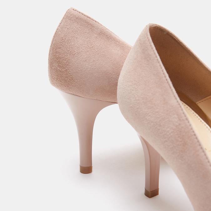 Chaussures Femme bata, Beige, 723-8212 - 17